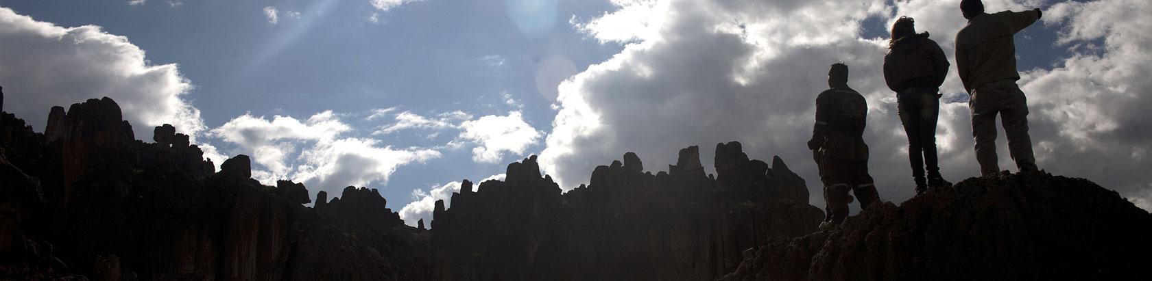 Bosque de Piedras de Huayllay © Daniel Silva / PromPerú