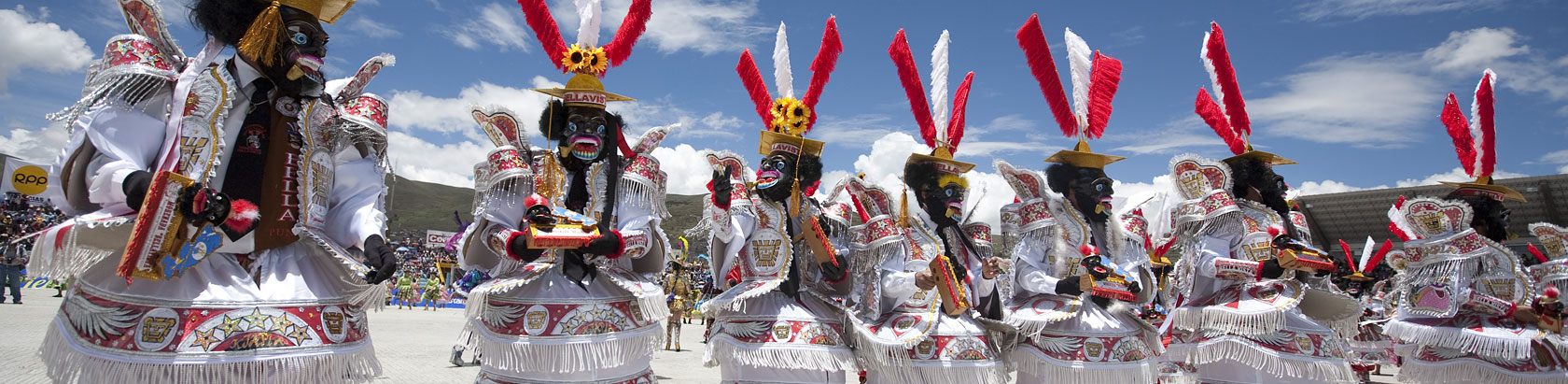 Fiesta Patronal de la Virgen de la Candelaria © Renzo Giraldo / PromPerú