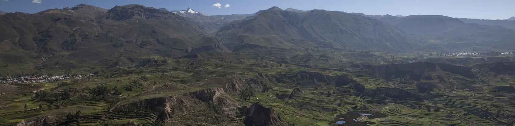Cañón del Colca © Alex Bryce / PromPerú